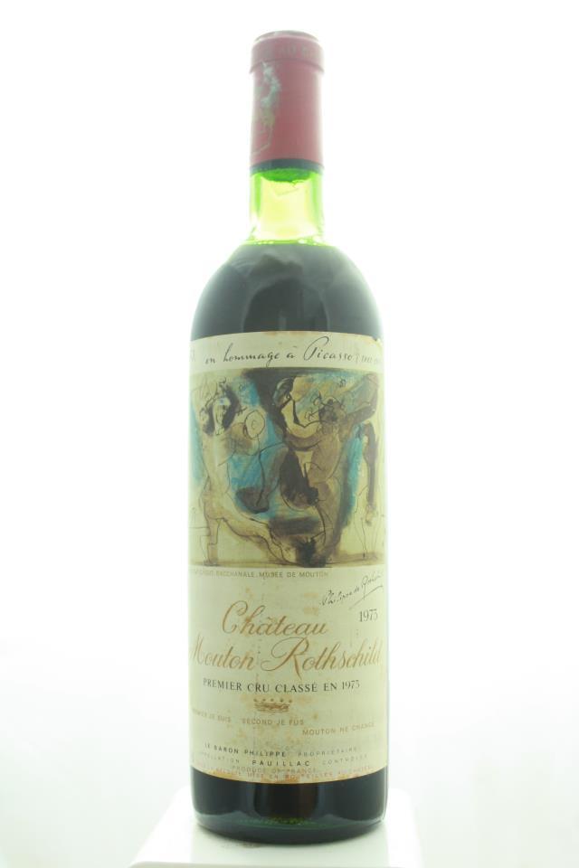 Mouton Rothschild 1973