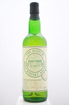 The Scotch Malt Whisky Society Single Cask Scotch Malt Whisky 9-Years-Old 1990