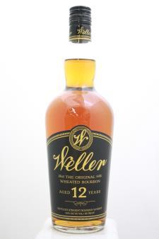 Weller Kentucky Straight Bourbon Whiskey 12-Year-Old NV