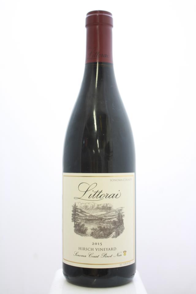 Littorai Pinot Noir Hirsch Vineyard 2015