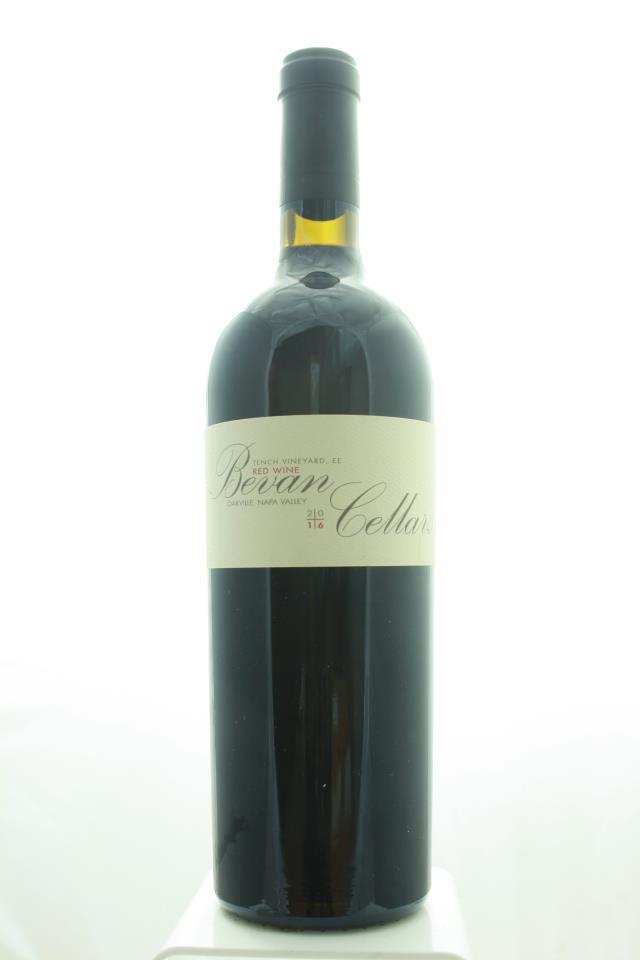 Bevan Cellars Proprietary Red Tench Vineyard EE 2016