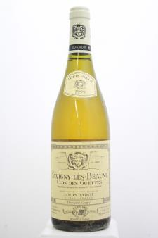 Louis Jadot (Domaine Gagey) Savigny-lès-Beaune Clos des Guettes Blanc 1999