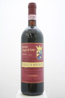 Poggio di Sotto Brunello di Montalcino 1996