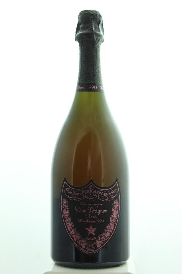 Moët & Chandon Dom Pérignon Œnothèque Rosé Brut 1990