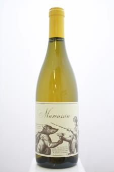 Marcassin Chardonnay Marcassin Vineyard 2011