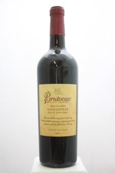 Brutocao Sangiovese Feliz Vineyard 2009