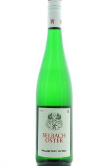 Selbach-Oster Riesling Spatlese #40 2015