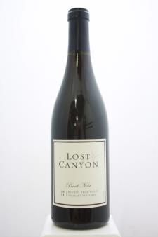 Lost Canyon Winery Pinot Noir Saralee