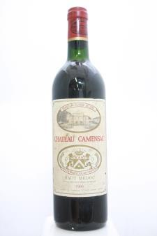 de Camensac 1986