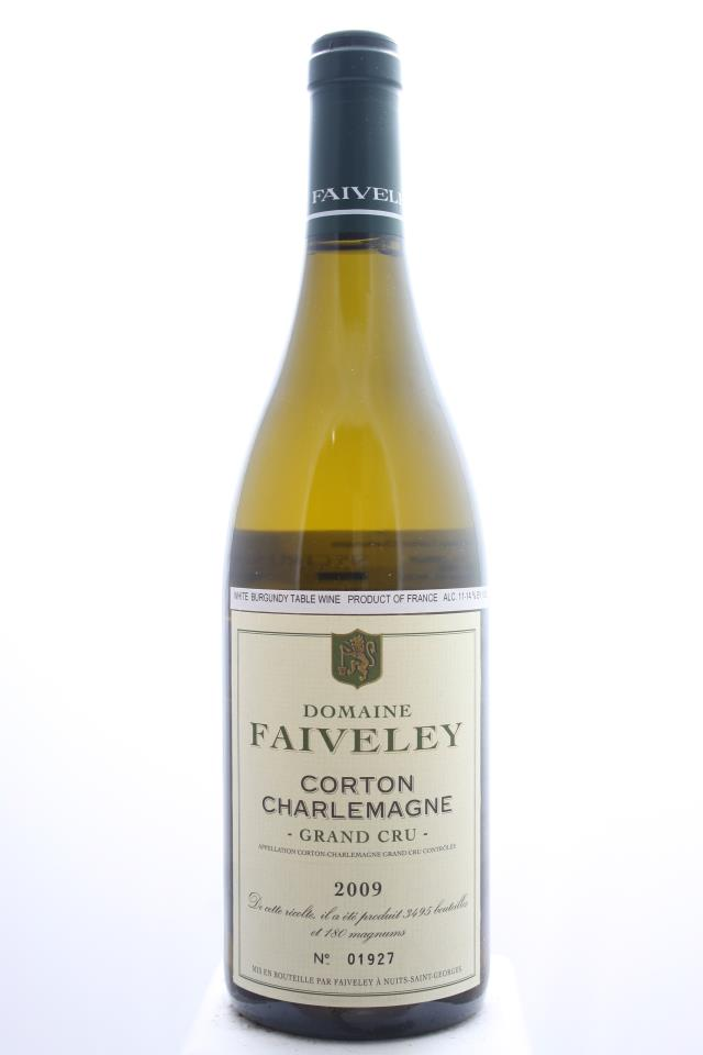 Faiveley (Domaine) Corton-Charlemagne 2009