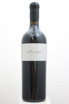 Entre Nous Proprietary Red Varietal Program 2012