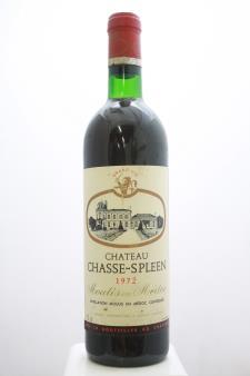 Chasse Spleen 1972