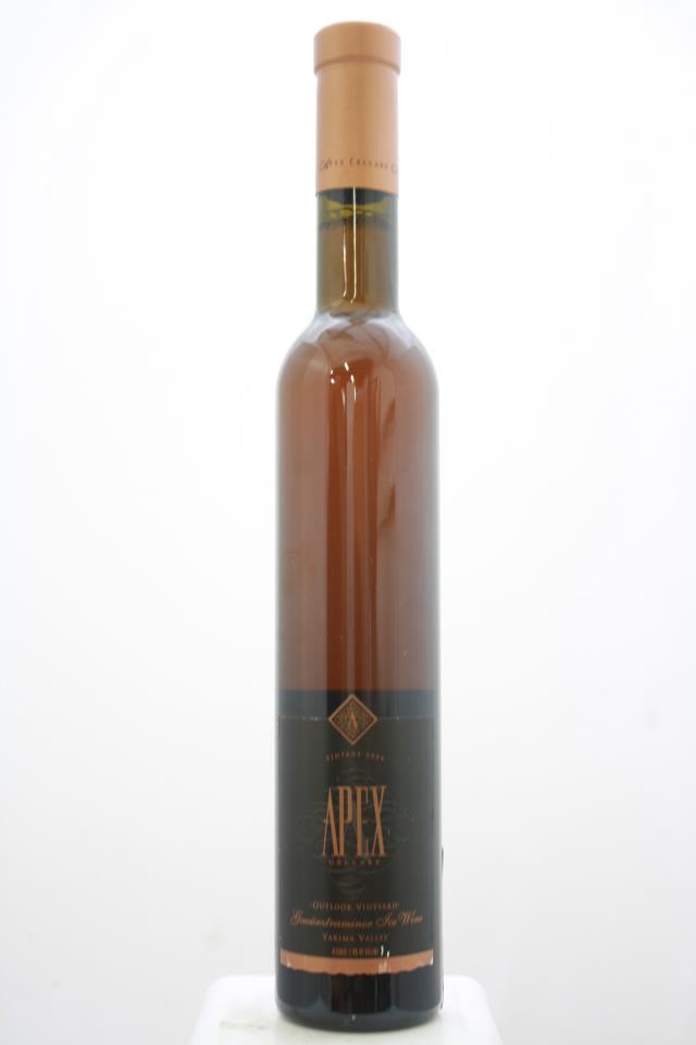 Apex Gewürztraminer Ice Wine Outlook Vineyard 2004