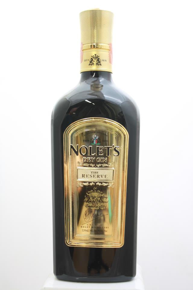 Nolet's Dry Gin The Reserve NV