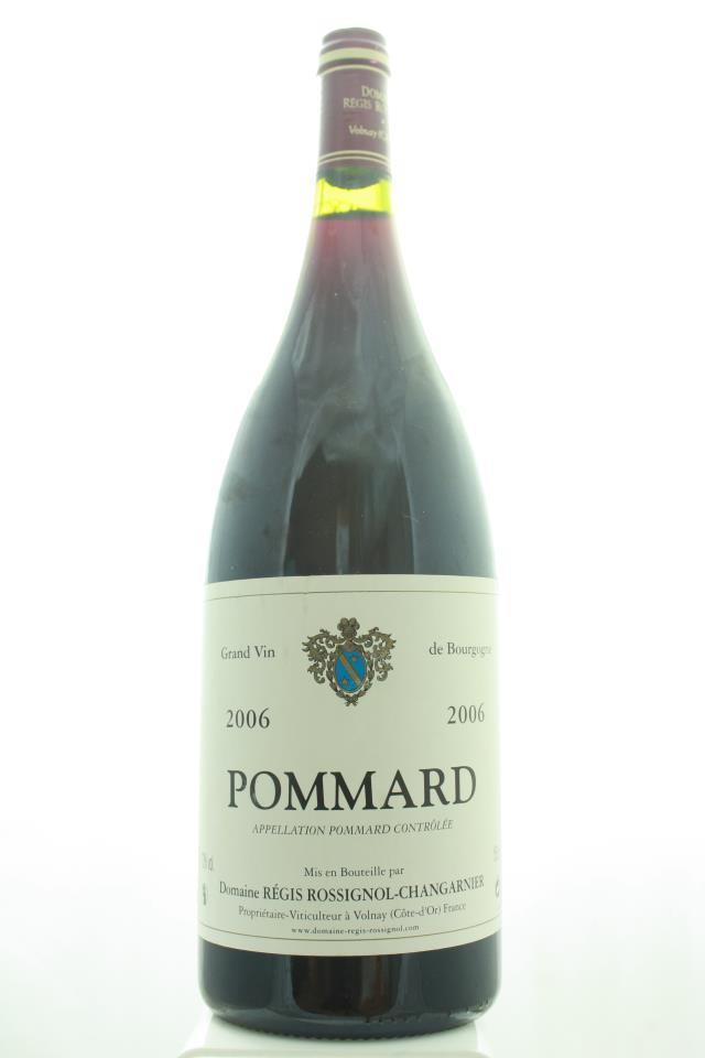 Domaine Régis Rossignol-Changarnier Pommard 2006
