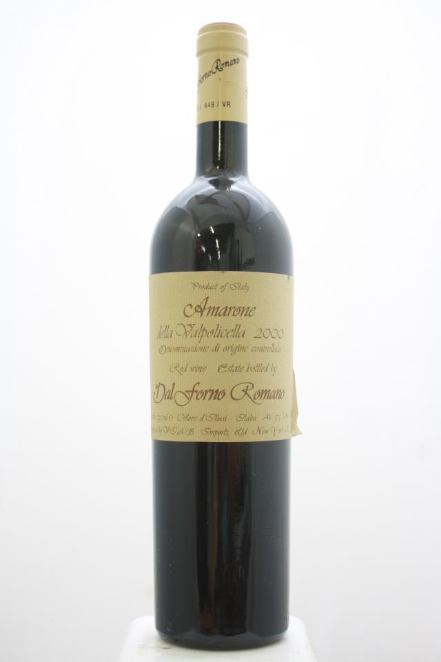 Dal Forno Romano Amarone della Valpolicella 2000