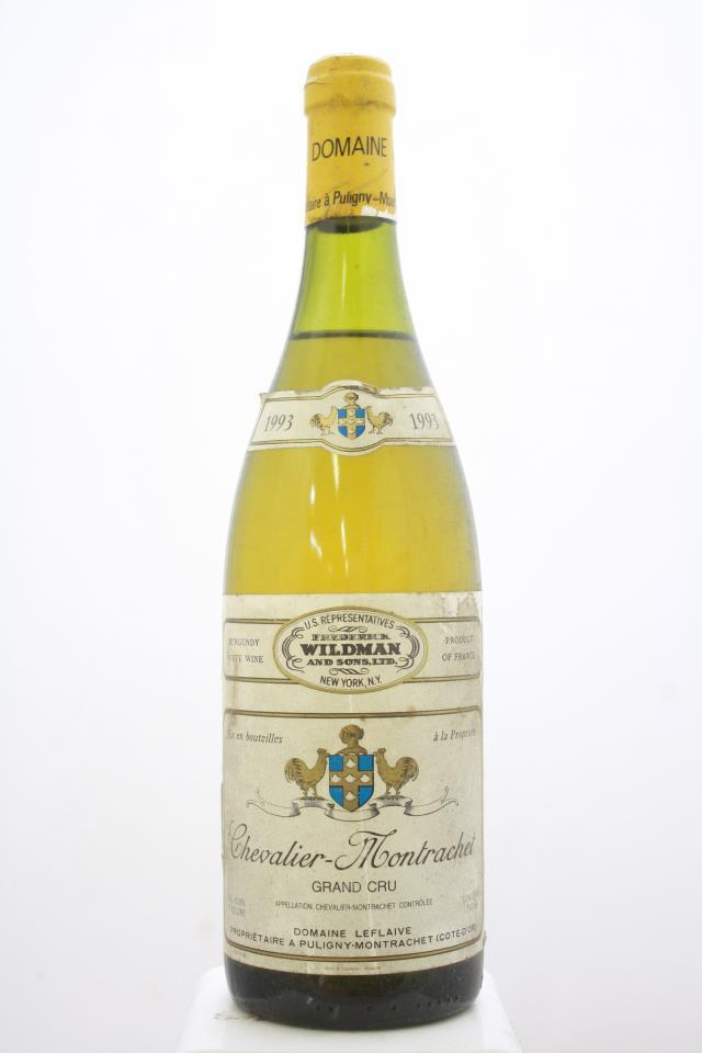 Domaine Leflaive Chevalier-Montrachet 1993