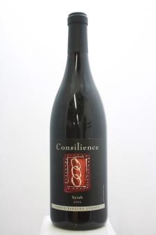 Consilience Syrah Santa Barbara County 2012