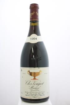 Gros F&S Clos Vougeot Musigni 1964