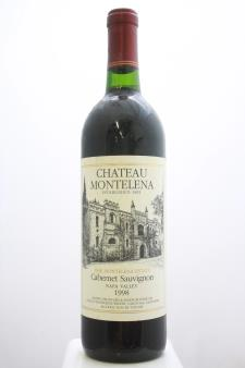 Chateau Montelena Cabernet Sauvignon The Montelena Estate 1998