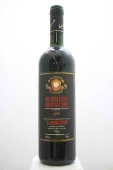 Il Poggione Brunello di Montalcino 1998