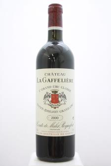 La Gaffelière 2000