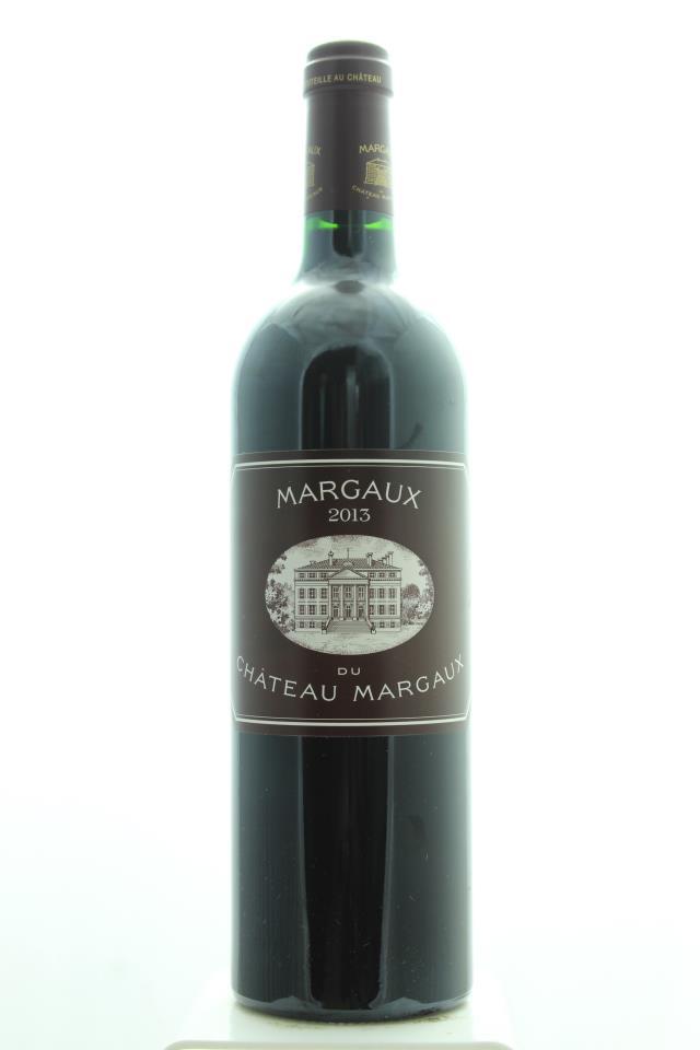 Margaux du Château Margaux 2013