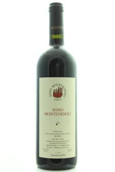 Montenidoli Toscana Rosso Sono Montenidoli 2005