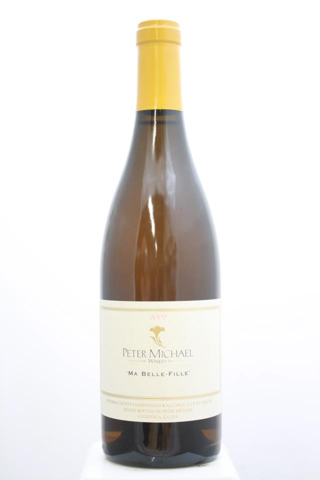 Peter Michael Chardonnay Ma Belle Fille 2002