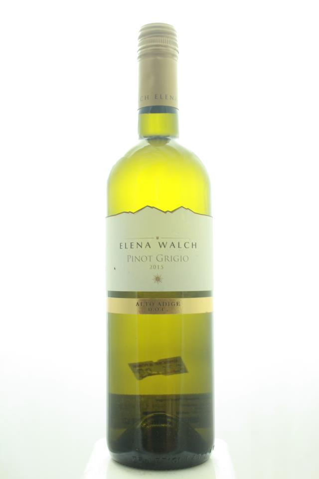Elena Walch Pinot Grigio 2015