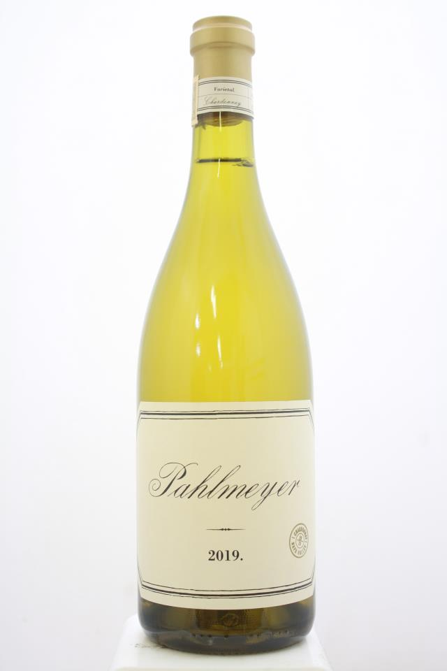 Pahlmeyer Chardonnay 2019