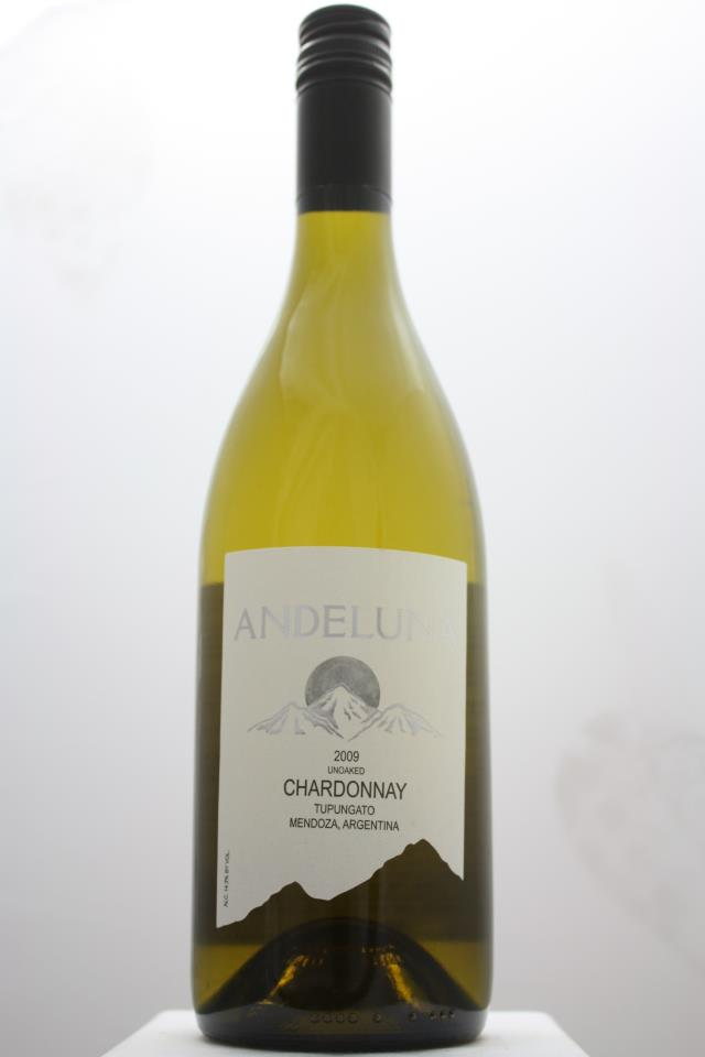 Andeluna Cellars Chardonnay 2009