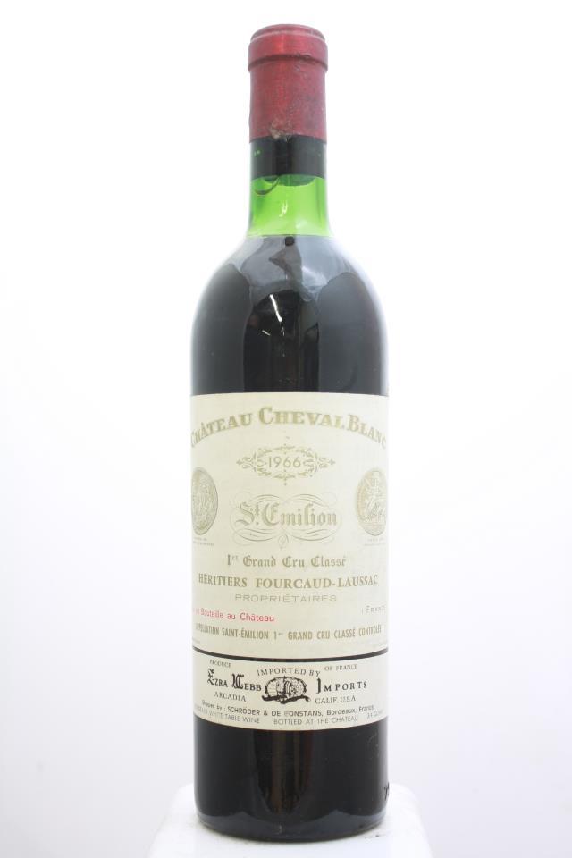 Cheval Blanc 1966