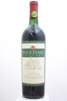 Grace Family Cabernet Sauvignon 1983