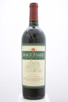 Grace Family Cabernet Sauvignon 1987