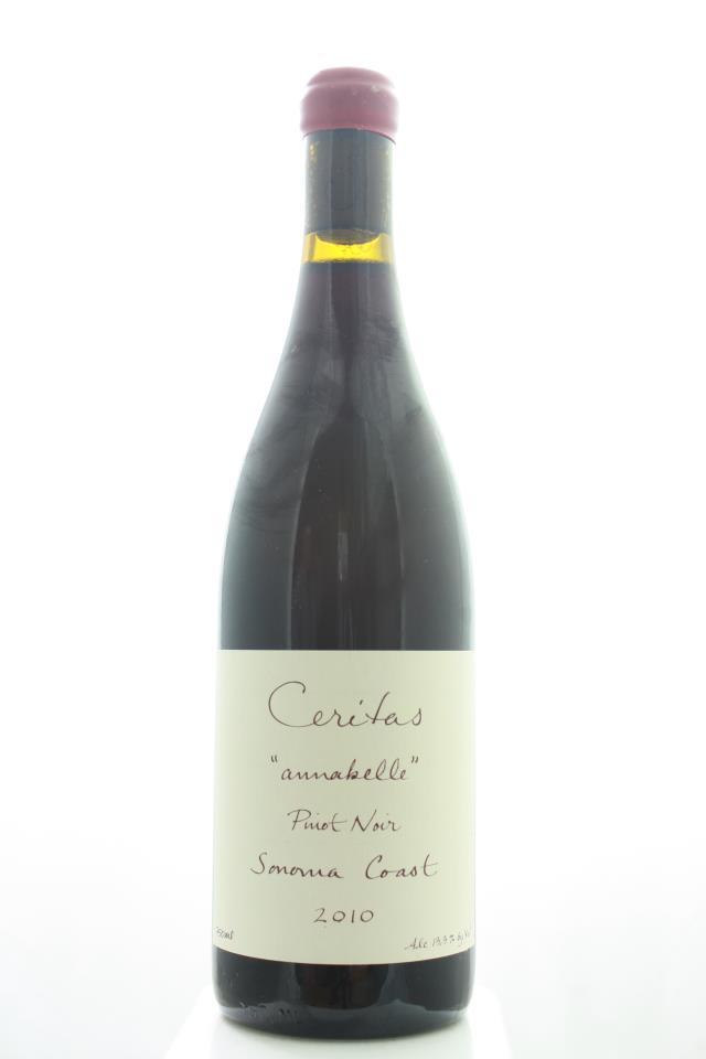 Ceritas Pinot Noir Annabelle 2010