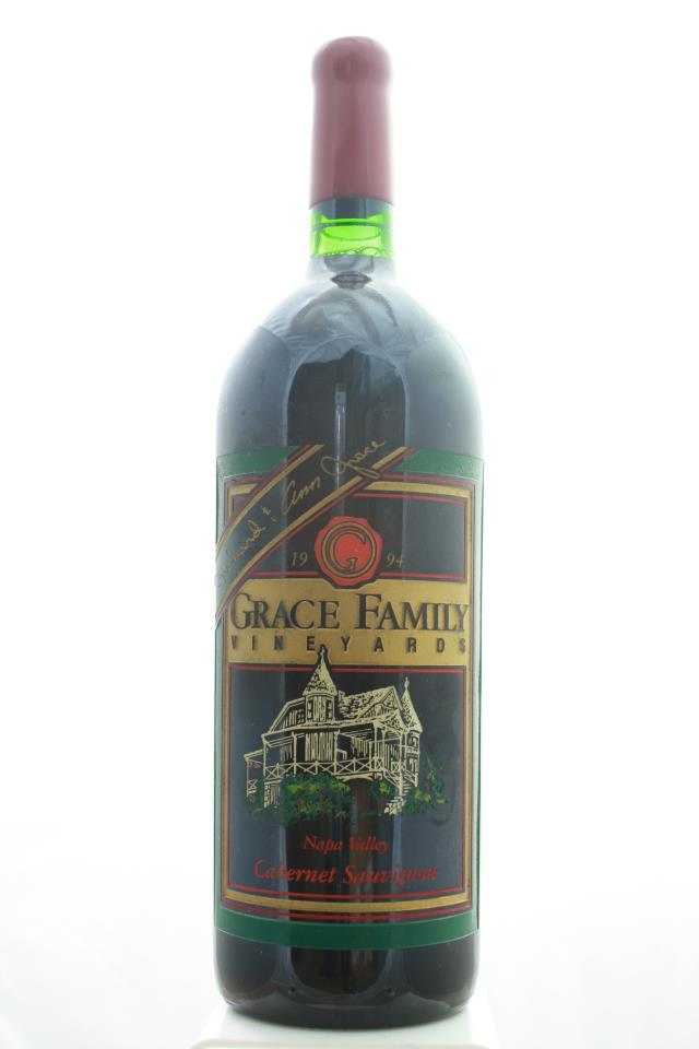 Grace Family Vineyard Cabernet Sauvignon Estate 1994