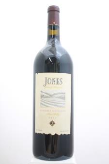 Jones Family Cabernet Sauvignon 2001