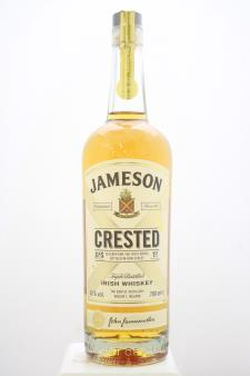 Jameson Irish Whiskey Crested Triple Distilled NV
