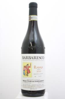 Produttori del Barbaresco Barbaresco Riserva Rabajà 2011