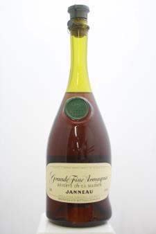 Janneau Grande Fine Armagnac Réserve de la Maison NV