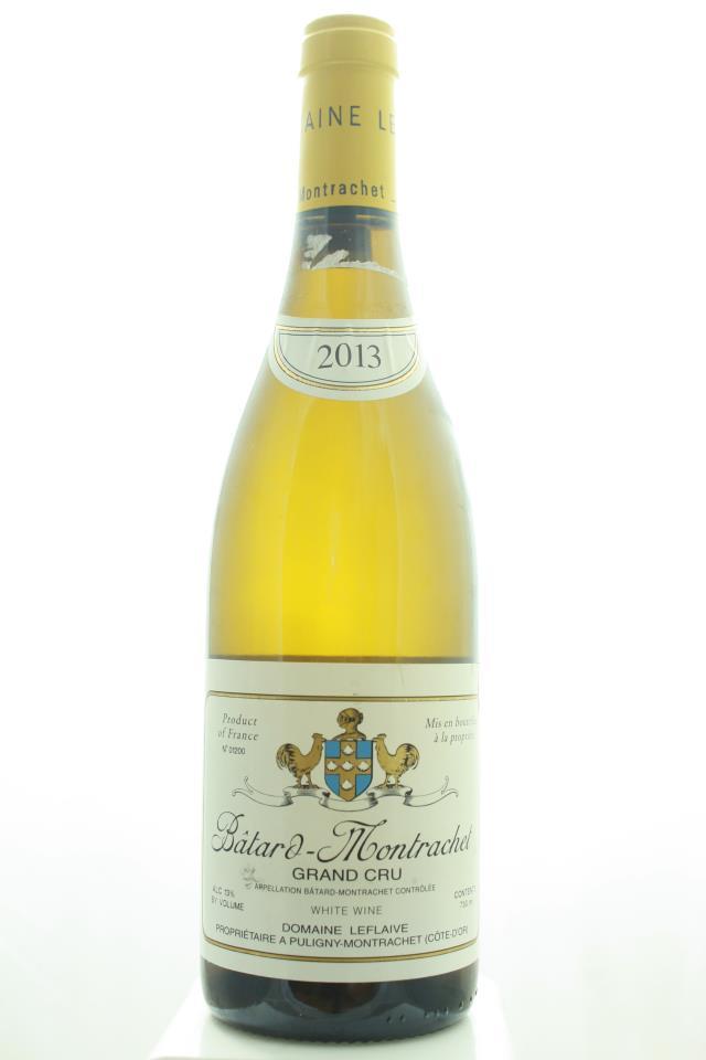 Domaine Leflaive Bâtard-Montrachet 2013