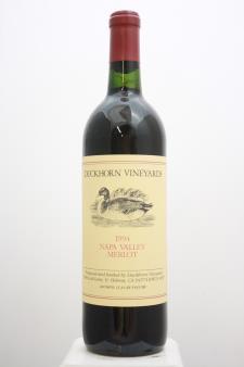 Duckhorn Merlot Napa Valley 1994