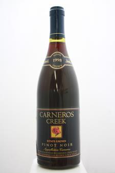 Carneros Creek Pinot Noir Estate 1998