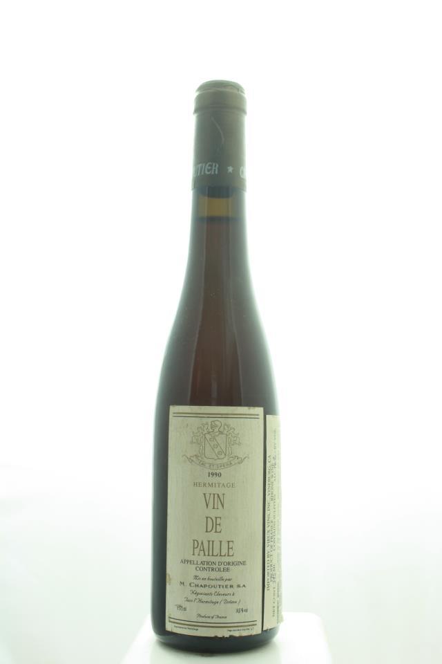 M. Chapoutier Hermitage Vin de Paille 1990