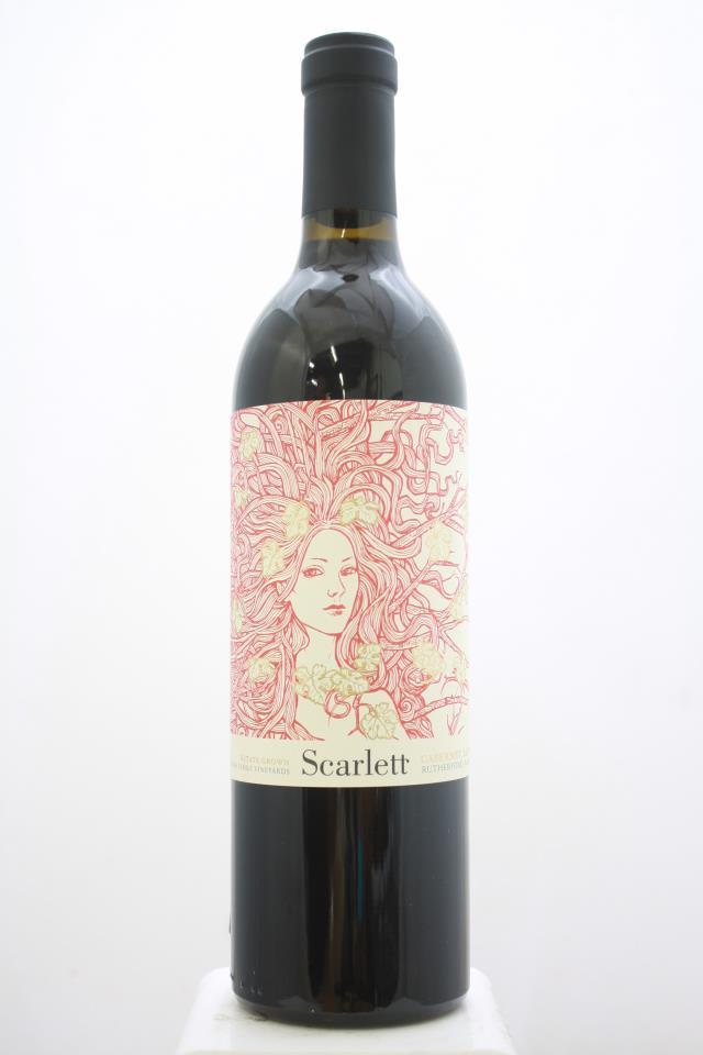 Scarlett Cabernet Sauvignon Estate McGah Family Vineyards 2016