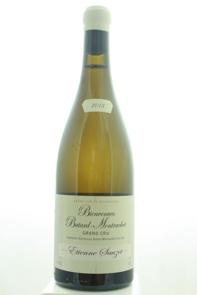Etienne Sauzet Bienvenues Bâtard-Montrachet 2013