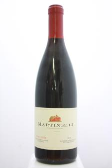 Martinelli Pinot Noir Estate Bondi Home Ranch 2016