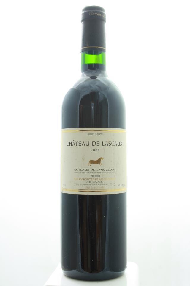 De Lascaux Coteaux du Languedoc 2001