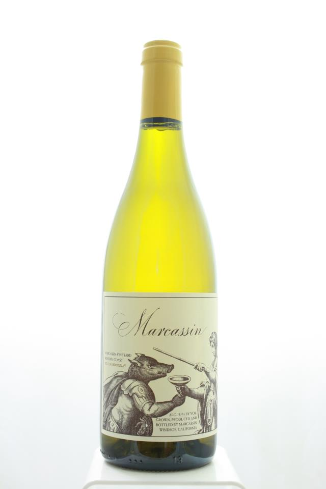 Marcassin Chardonnay Marcassin Vineyard 2012
